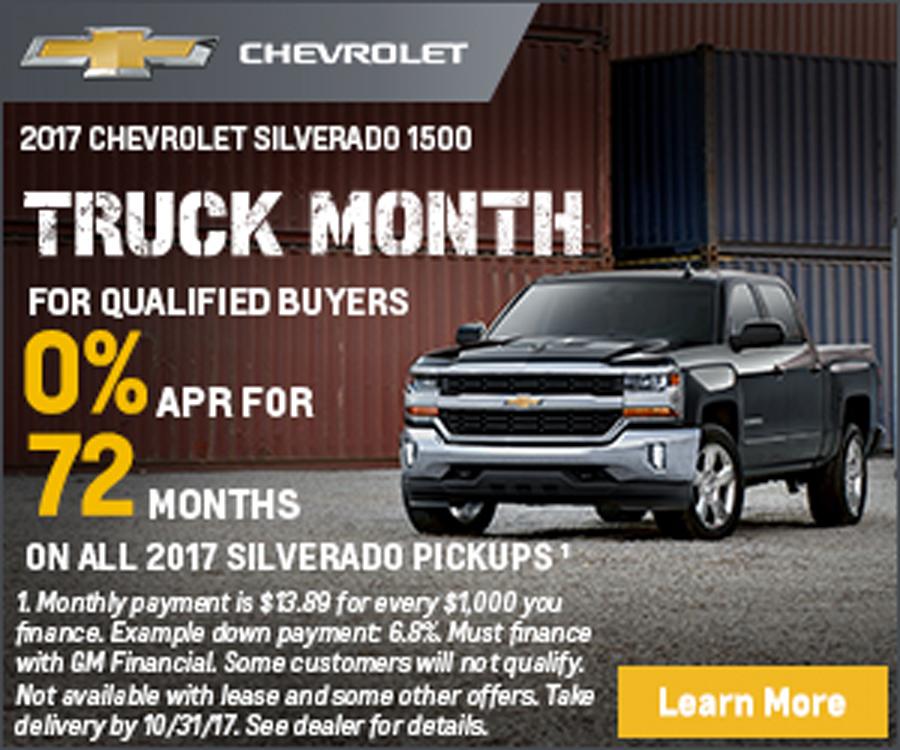 Chevrolet Dealer Nearby: Northwest Arkansas Chevy Dealers